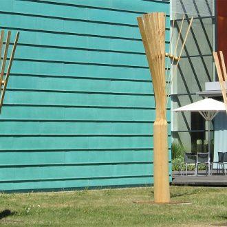 Drei Bäume - Ortung 2013