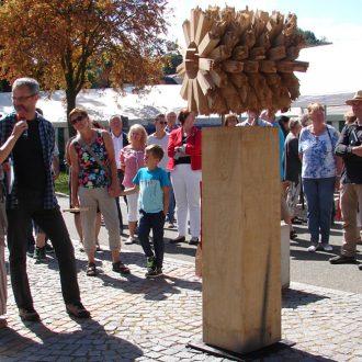 Bildhauerwerkstatt Schwarzenberg - Präsentation